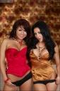 Audrey Bitoni and Eva Angelina