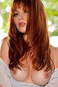 Marie McCray Redheaded Beauty