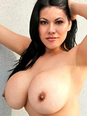 Ana Rica Big Boob Latina Model
