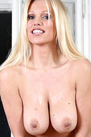 Nikita Valentin in Black Lace Lingerie