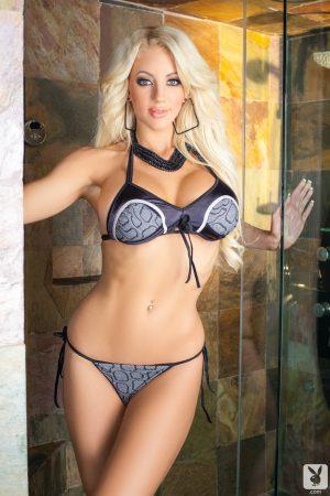 Playboy Cybergirl Nicolette Shea